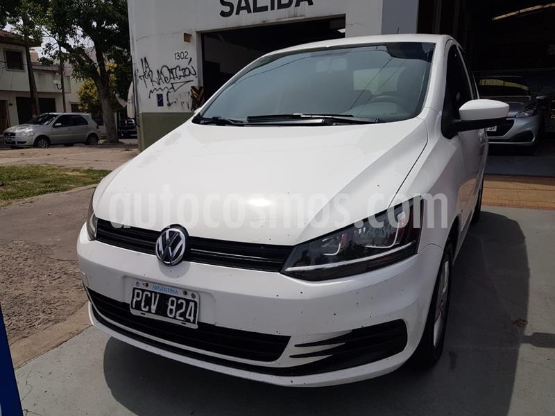 Volkswagen Fox 5P Trendline usado (2015) color Blanco Cristal precio $875.000
