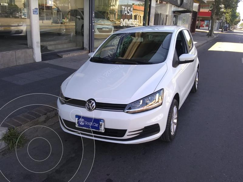 Volkswagen Fox 5P Trendline usado (2019) color Blanco precio $900.000