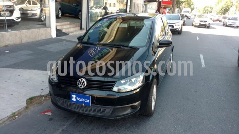 Volkswagen Fox 3P Comfortline usado (2013) color Negro precio $705.000