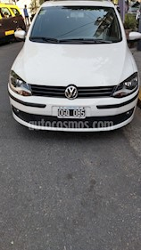 Volkswagen Fox 5P Highline I-Motion usado (2013) color Blanco Cristal precio $590.000