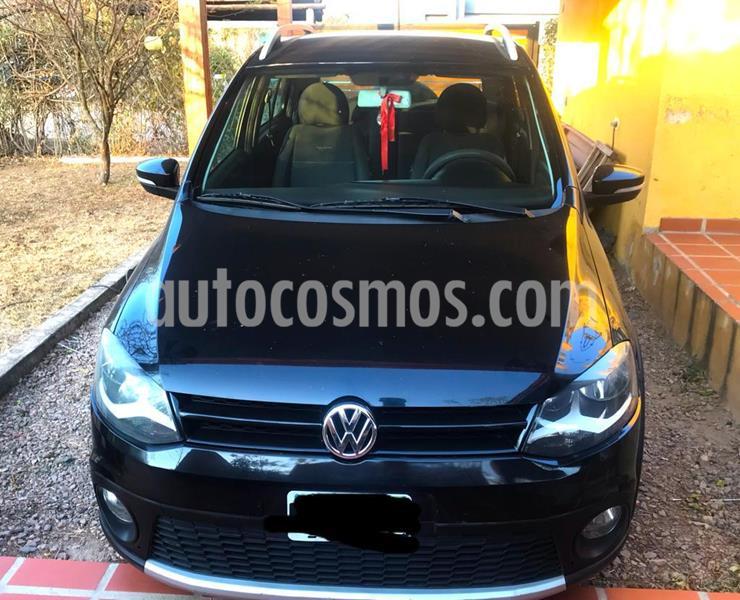 Volkswagen Fox 5P Trendline usado (2011) color Negro precio $490.000