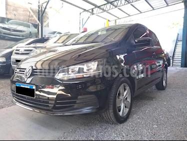 Volkswagen Fox 5P Trendline usado (2016) color Negro precio $490.000