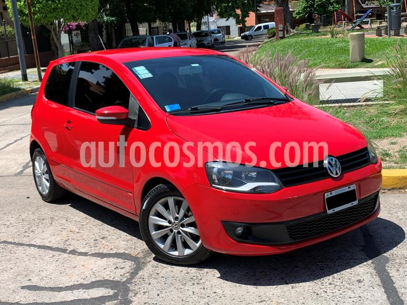 Volkswagen Fox 3P Trendline usado (2012) color Rojo precio $699.000