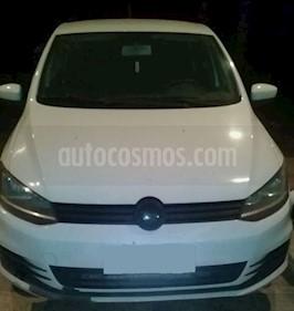 Volkswagen Fox 5P Comfortline Pack usado (2016) color Blanco Cristal precio $650.000
