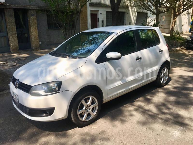 Volkswagen Fox 5P Trendline usado (2013) color Blanco precio $620.000