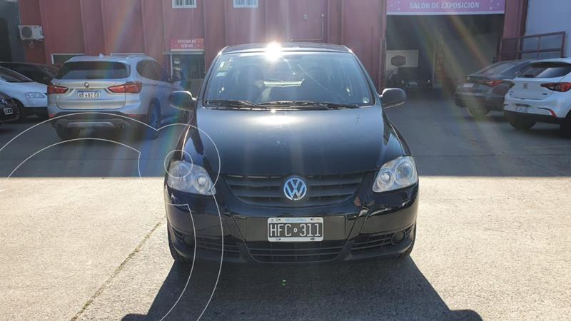 Foto Volkswagen Fox 5P Trendline SDI  usado (2008) color Negro precio $760.000