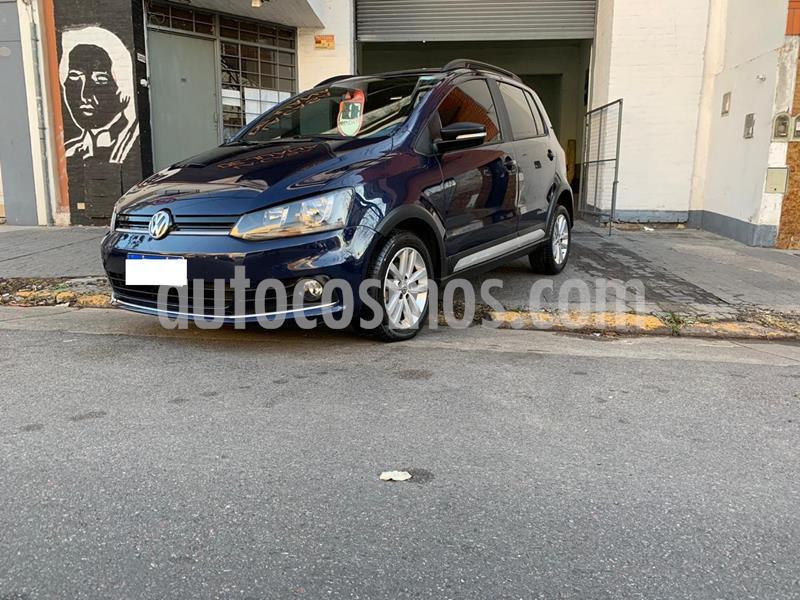 Volkswagen Fox Track usado (2017) color Azul Noche precio $749.000