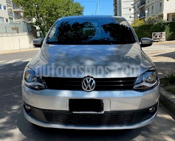 Volkswagen Fox 5P Highline I-Motion usado (2013) color Gris Spectrus precio $475.000