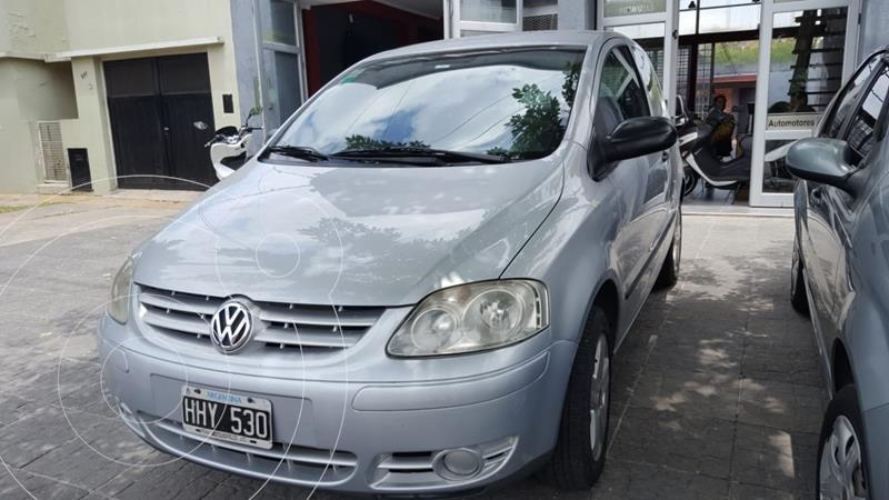 Volkswagen Fox 3P Trendline usado (2008) color Gris Urano precio $550.000