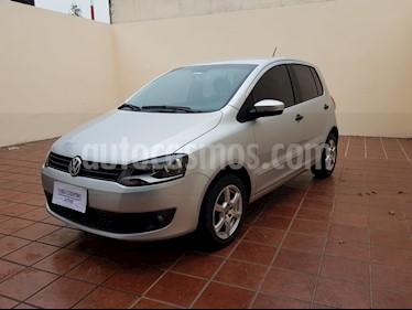 Volkswagen Fox 5P Trendline usado (2013) color Gris precio $550.000