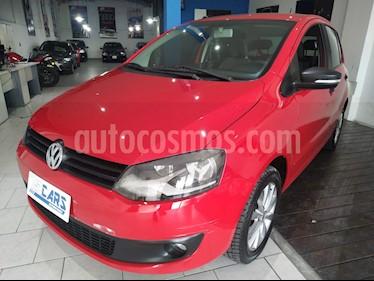 Volkswagen Fox 3P Highline usado (2011) color Rojo Tornado precio $390.000