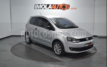 Volkswagen Fox 3P Trendline usado (2011) color Plata precio $370.000