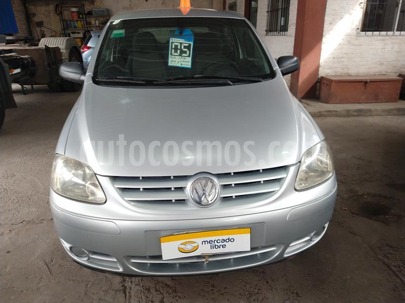 Volkswagen Fox 3P Trendline usado (2005) color Gris precio $340.000