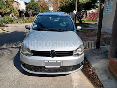 Volkswagen Fox 5P Highline I-Motion usado (2011) color Plata precio $379.900