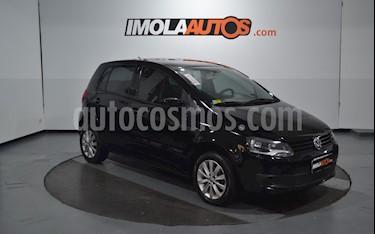 Volkswagen Fox 5P Comfortline usado (2012) color Negro precio $420.000
