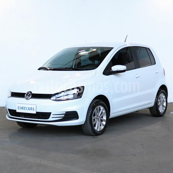 Volkswagen Fox 5P Connect usado (2019) color Blanco Cristal precio $1.116.000