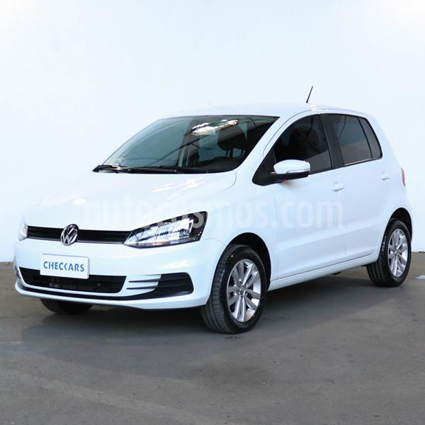 Foto Volkswagen Fox 5P Connect usado (2019) color Blanco Cristal precio $1.138.700
