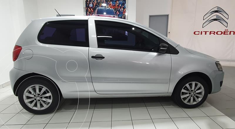 Foto Volkswagen Fox 3P Trendline usado (2011) color Gris precio $970.000