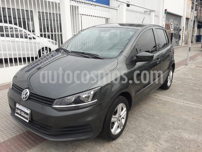 Volkswagen Fox 5P Comfortline usado (2015) color Gris Cuarzo precio $660.000