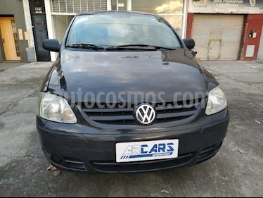 Volkswagen Fox 3P Comfortline usado (2005) color Negro precio $287.000