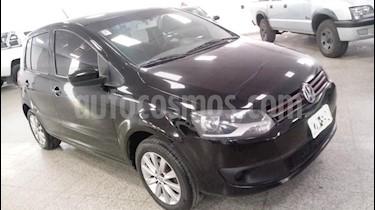 Volkswagen Fox 5P Trendline usado (2012) color Negro precio $410.000