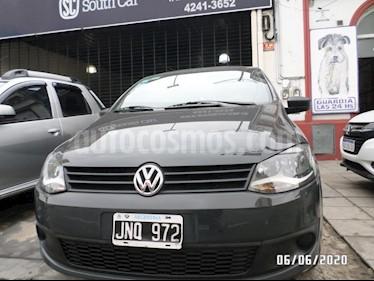 Volkswagen Fox 5P Trendline SDI  usado (2011) color Gris Oscuro precio $440.000