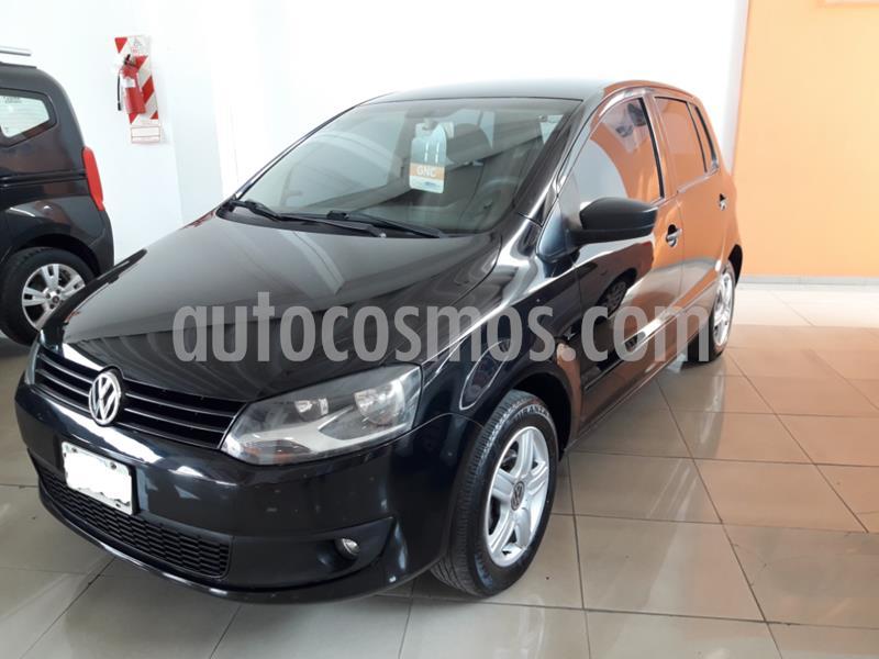 Volkswagen Fox 5P Trendline usado (2011) color Negro precio $549.000