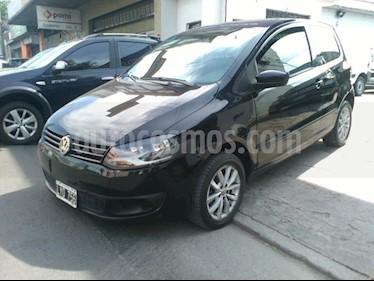 Volkswagen Fox 3P Comfortline Plus usado (2013) color Negro precio $445.000