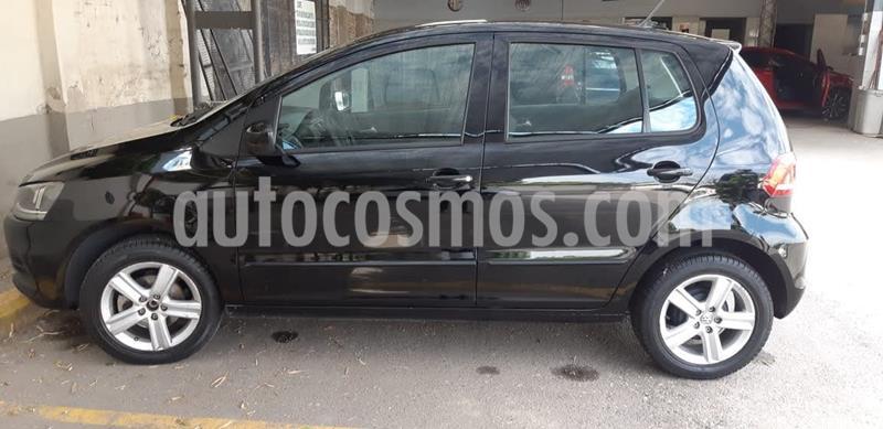 Volkswagen Fox 5P Comfortline Pack usado (2016) color Negro precio $1.100.000