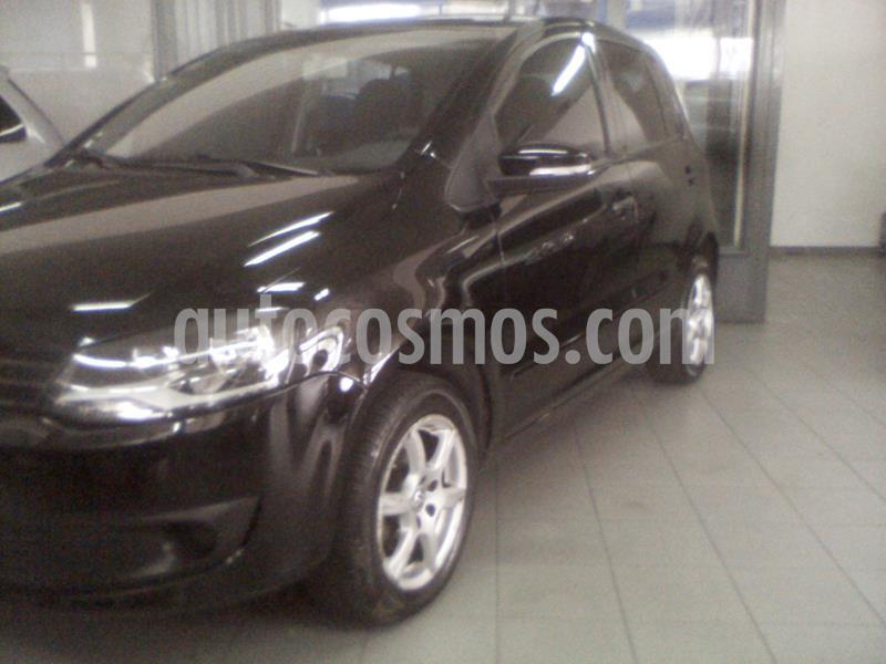 Volkswagen Fox 3P Comfortline Plus usado (2013) color Negro precio $730.000