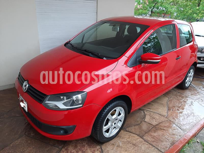 Volkswagen Fox 3P Comfortline Pack usado (2013) color Rojo Tornado precio $630.000