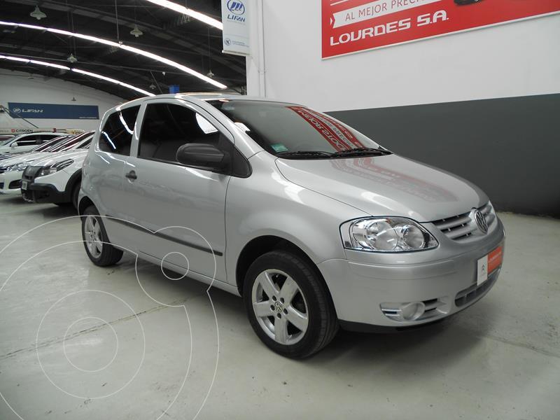 Volkswagen Fox 3P Comfortline usado (2008) color Gris precio $580.400