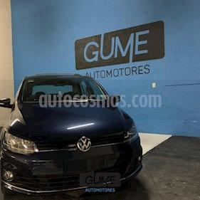 Volkswagen Fox 5P Highline usado (2016) color Azul precio $750.000
