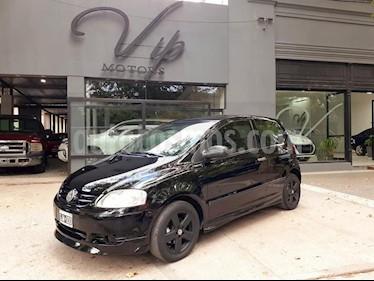 Volkswagen Fox 3P Route usado (2007) color Negro precio $315.000