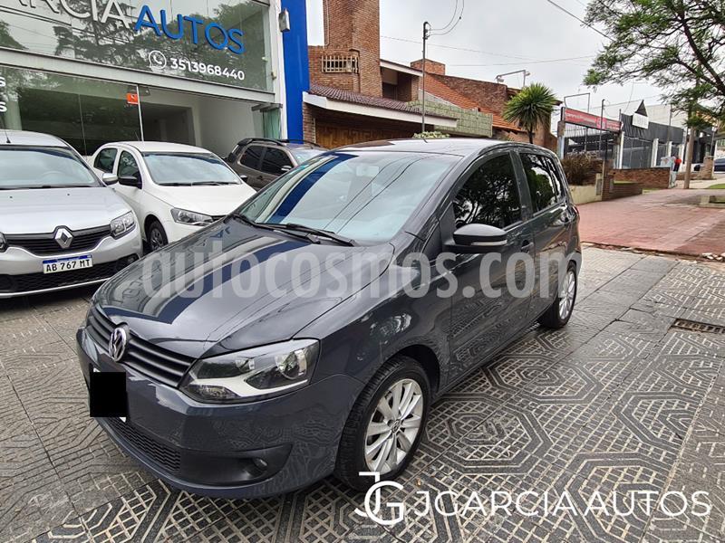 Volkswagen Fox 5P Trendline SDI  usado (2010) color Negro precio $670.000