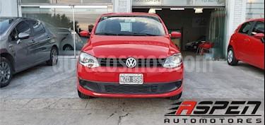 Foto Volkswagen Fox 5P Trendline usado (2014) color Rojo precio $385.000