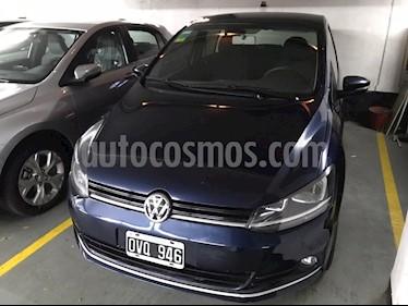 Volkswagen Fox 5P Trendline usado (2015) color Azul Noche precio $619.000