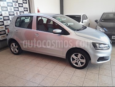 Volkswagen Fox 5P Trendline usado (2016) color Gris Claro precio $520.000