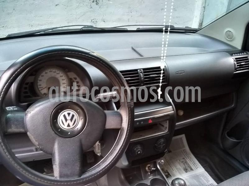 Volkswagen FOX 1.6 TRADELINE NEGRO usado (2008) color Gris precio u$s2.600