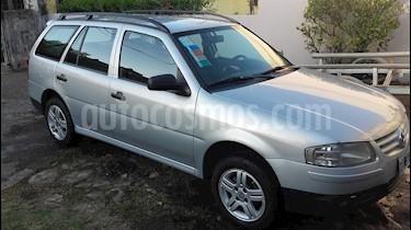 Foto venta Auto usado Volkswagen Gol Country 1.6 Comfortline (2008) color Gris Plata  precio $160.000