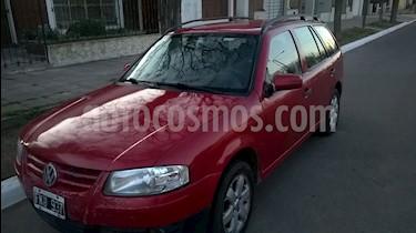 Volkswagen Gol Country 1.6 Trendline Plus usado (2006) color Rojo precio $180.000
