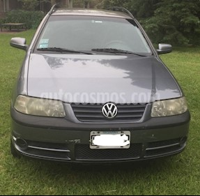 Foto venta Auto usado Volkswagen Gol Country 1.6 Trendline (2004) color Gris precio $110.000