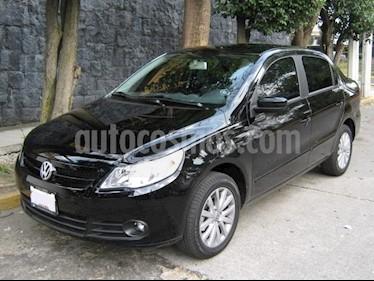 Volkswagen Gol Sedan 1.6L Confort  usado (2009) color Negro precio u$s6,800