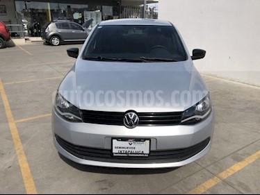 Foto venta Auto usado Volkswagen Gol Sedan 1.6L (2016) color Plata precio $140,000