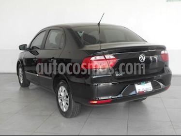 Foto Volkswagen Gol Sedan 1.6L usado (2017) color Negro precio $169,000