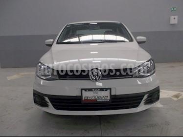 Foto venta Auto Seminuevo Volkswagen Gol Sedan 1.6L (2017) color Blanco precio $179,000