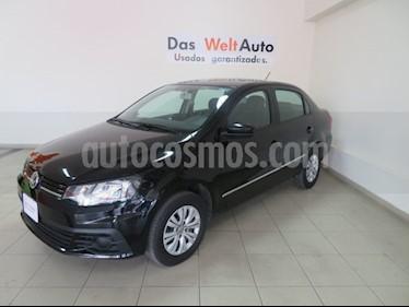 Foto venta Auto usado Volkswagen Gol Sedan 1.6L (2018) color Rojo precio $174,742