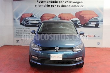 Foto venta Auto usado Volkswagen Gol Sedan 1.6L (2018) color Azul precio $189,000