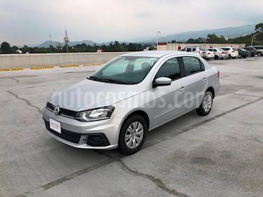 Foto venta Auto usado Volkswagen Gol Sedan CL Aire (2018) color Plata precio $170,000