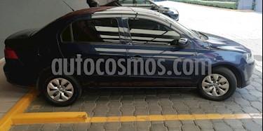 Foto Volkswagen Gol Sedan CL Aire usado (2015) color Azul precio $115,000